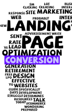 landing page et optimisation