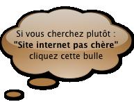 Cout site Web et Prix site Internet